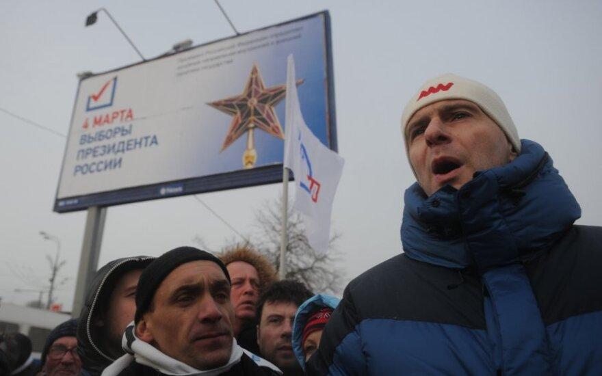 КПРФ и Прохоров подписали соглашение с Лигой избирателей