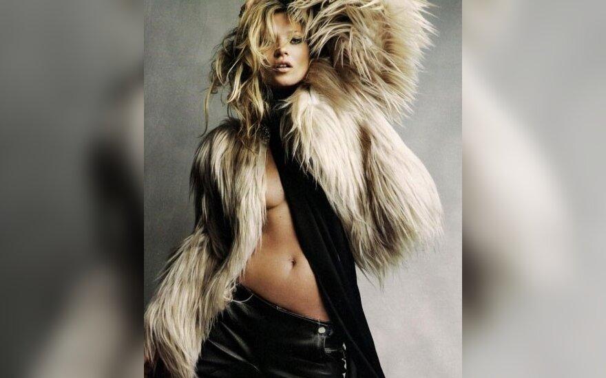 Кейт Мосс готовит сольный альбом