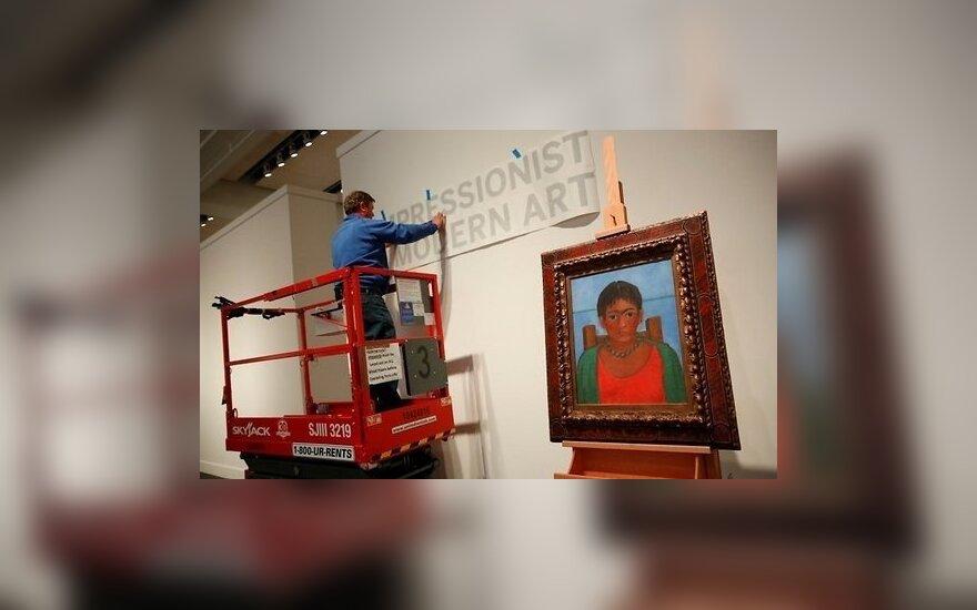 """""""Девушка с ожерельем"""" Фриды Кало продана с аукциона за 1,8 млн долларов"""