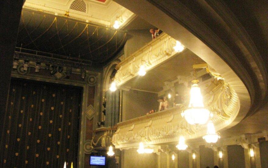 Директор Большого театра отправлен в отставку