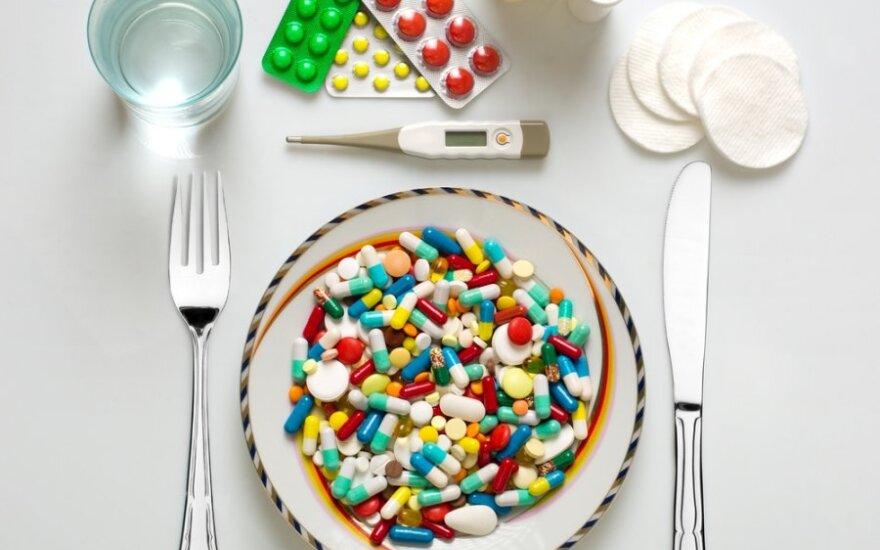 Vaistas ir maistas