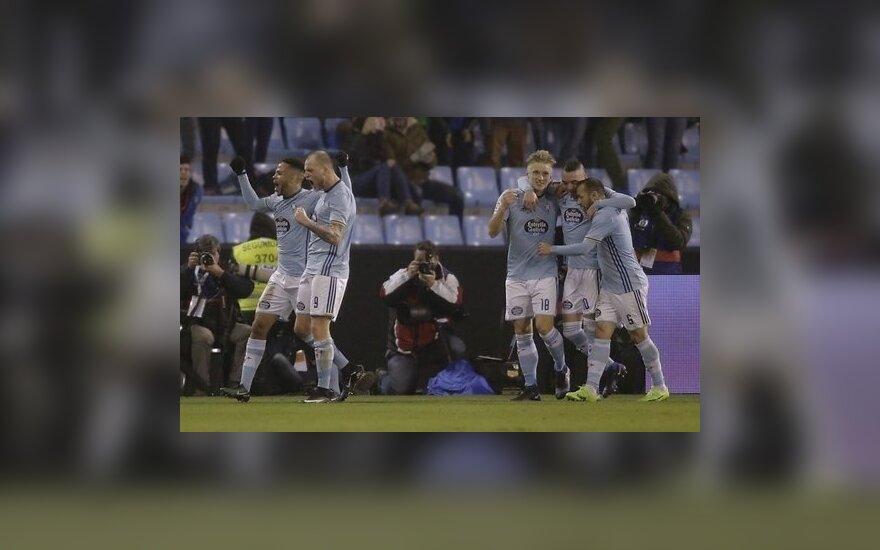 """""""Сельта"""" выбила мадридский """"Реал"""" из Кубка Испании"""