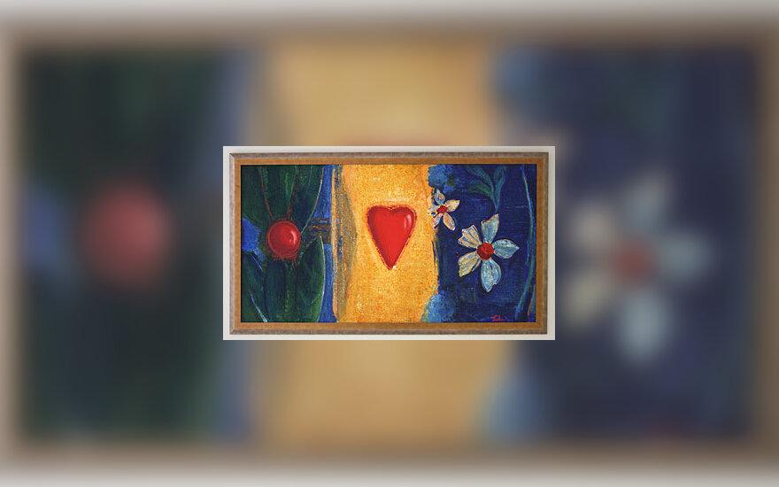"""""""Širdis ir gėlės"""""""