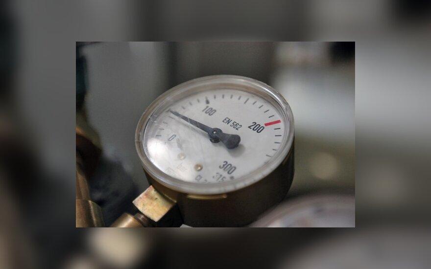 Беларусь снизила импорт российского газа