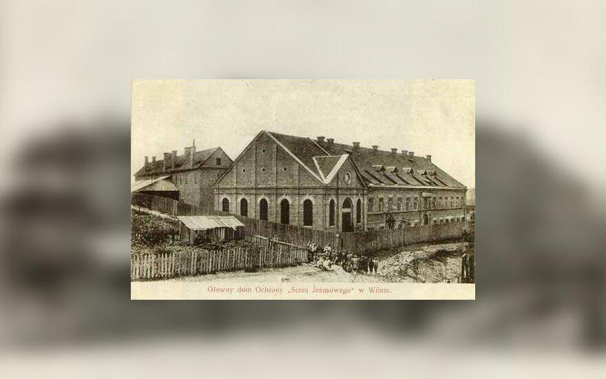 """Zakłady i salezjanie ,,Domu Serca Jezusowego"""" w Wilnie"""