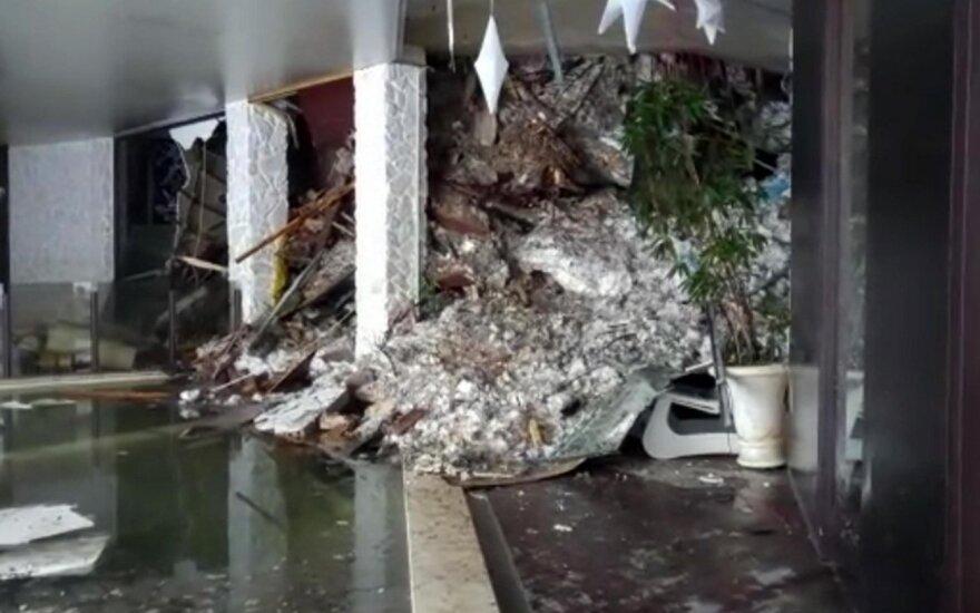 В Италии назвали окончательное число жертв схода лавины на отель
