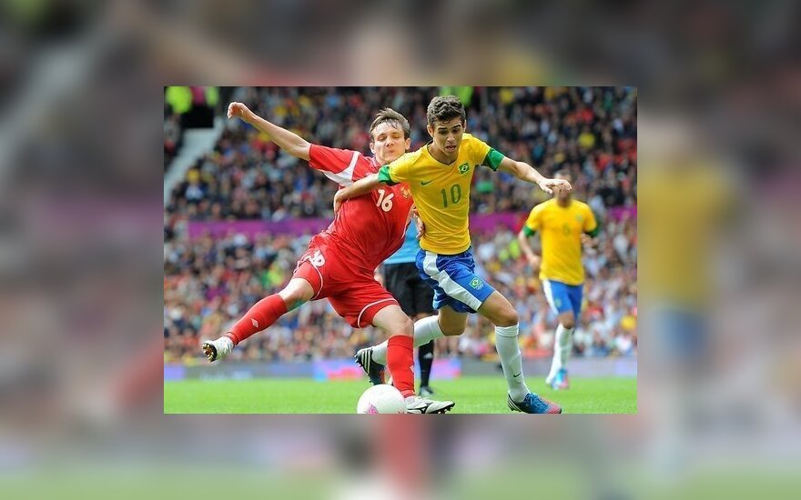 Сборная Испании по футболу провалила Олимпийский турнир