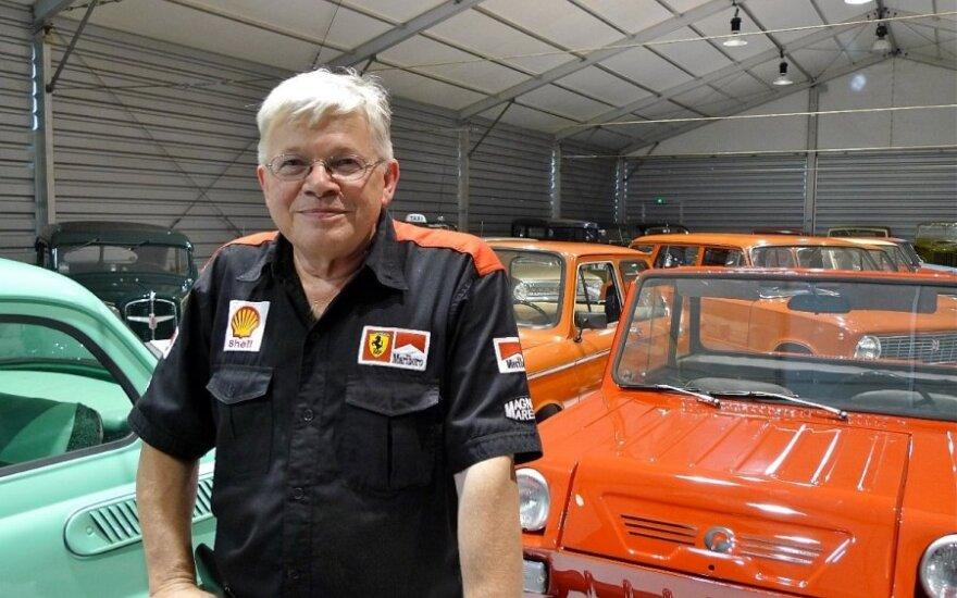 В Таллине открылся первый музей автомобилей