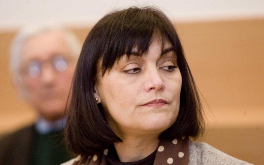 Новым председателем Совета нацобщин стала Лучия Барткене