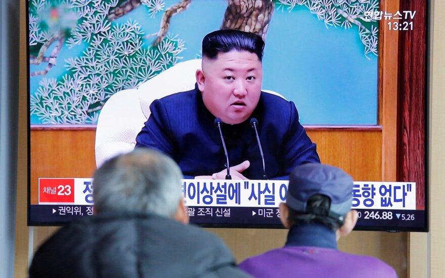 В Корейской ассоциации сообщили о состоянии здоровья Ким Чен Ына