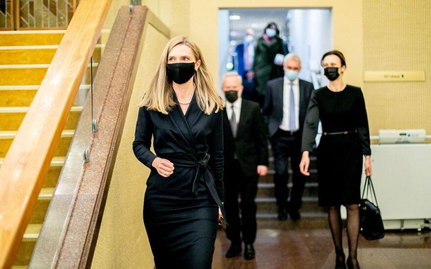 Сейм Литвы нового созыва приступил к работе