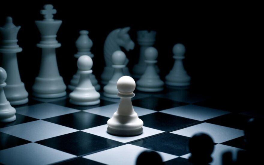 Как Россия выиграла шахматную партию против Запада