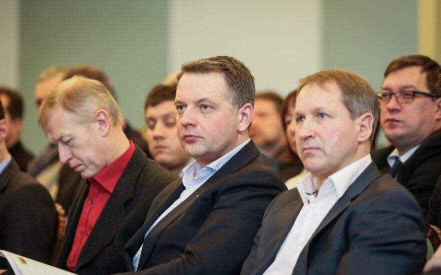 Либералы определились: на выборах поддержат Грибаускайте