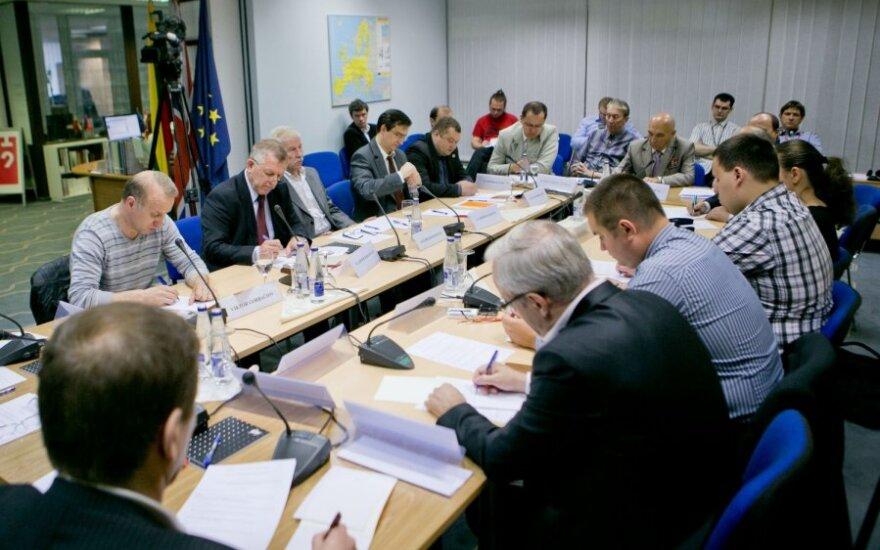 Круглый стол: в Украине и Беларуси люстрация происходит сейчас
