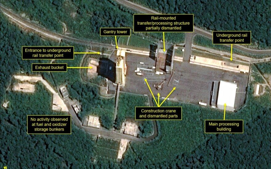 Жест доброй воли Ким Чен Ына: КНДР начала ядерное разоружение