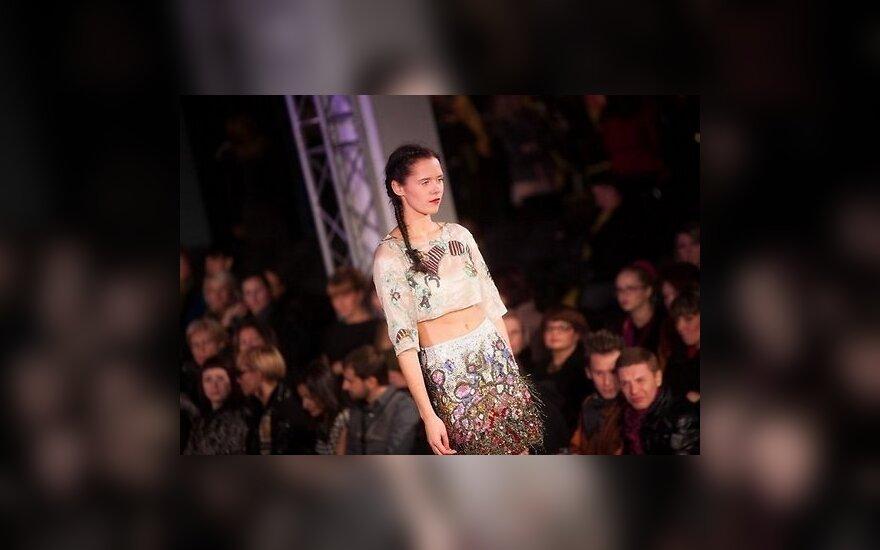 Фоторепортаж с Таллинской недели моды