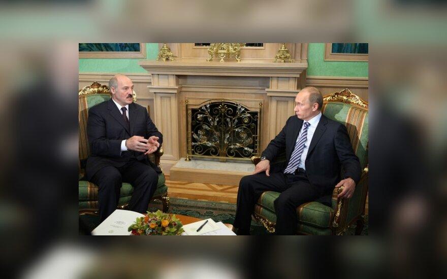 Россия против А. Лукашенко