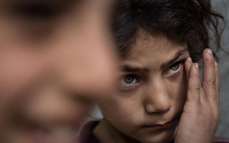 В Литву прибыли еще 15 беженцев из Сирии