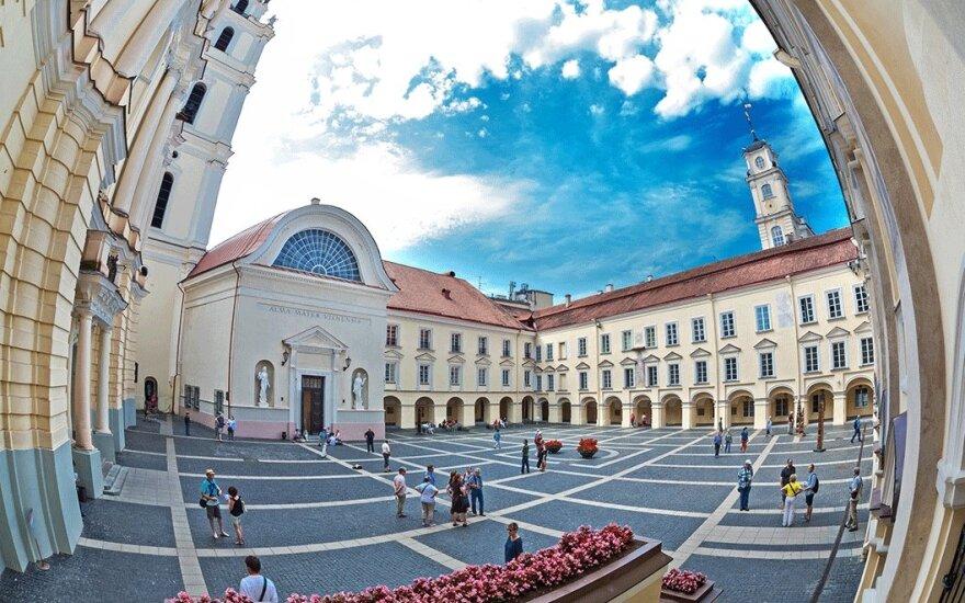Vilniaus universitetas (Edgaro Kurausko nuotr.)