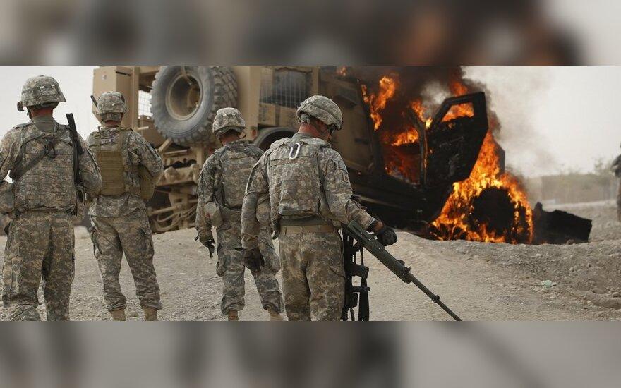 В Афганистане войска США заменит спецназ