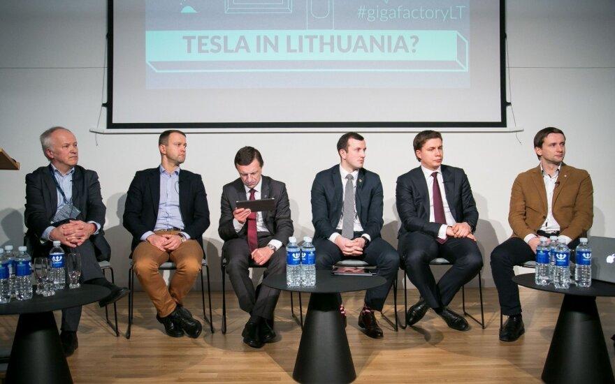 Закладывается фундамент для привлечения Tesla Motors в Литву