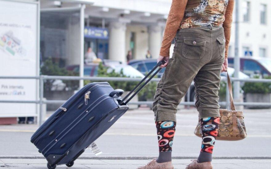 Опрос: Латвия не сможет оставить эмиграцию