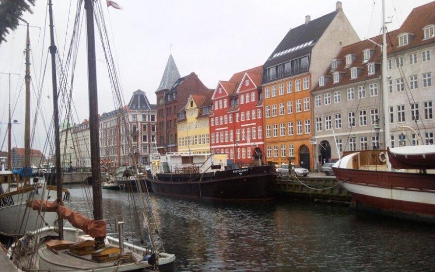 Nyhavn, Kopenhaga, Danija, DELFI skaitytojos Šarūnės Bendaravičiūtės nuotr.