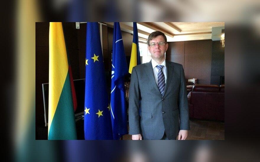 Посол: сегодня нет физической возможности поставлять напрямую газ в Украину