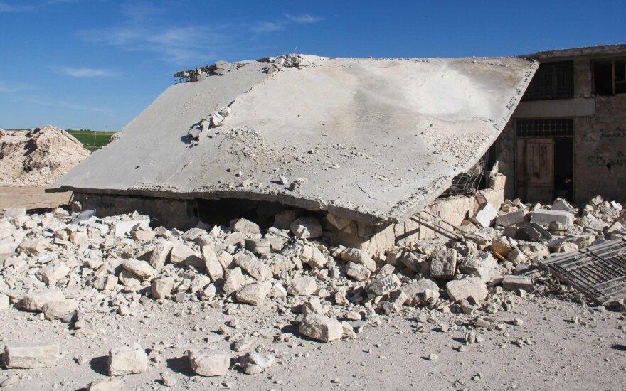 В Сирии в зоне деэскалации вспыхнули бои