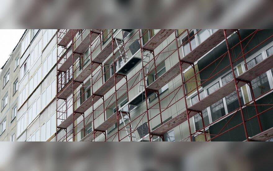 Казлаускас предложит в несколько раз увеличить помощь на модернизацию домов