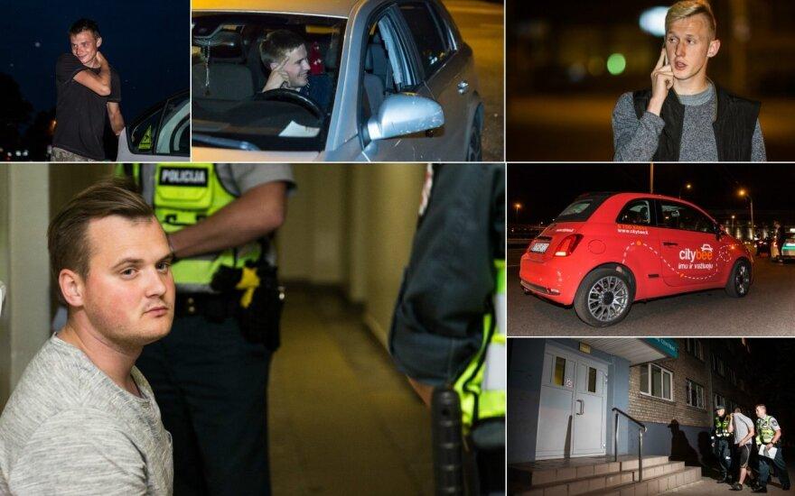 Рейд в Вильнюсе: пьяные водители и хамы пассажиры