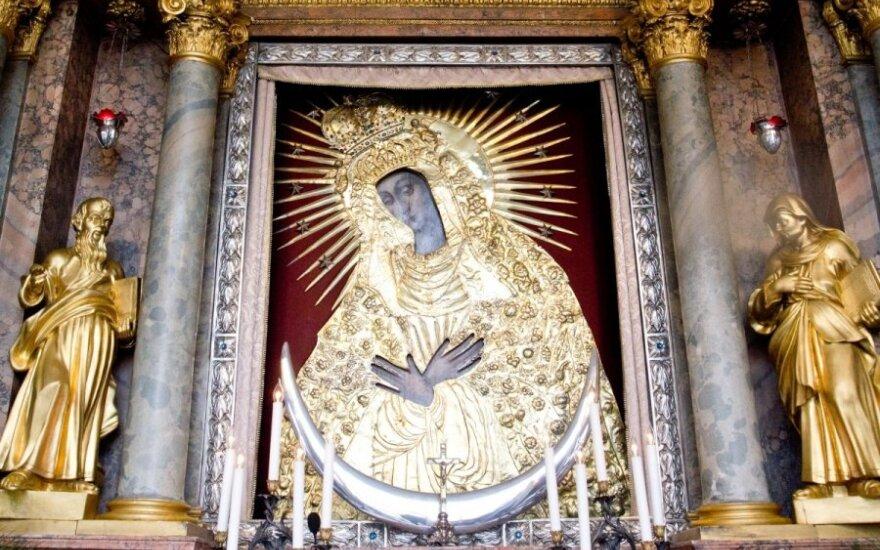 Aušros Vartų Dievo Gailestingumo Motina