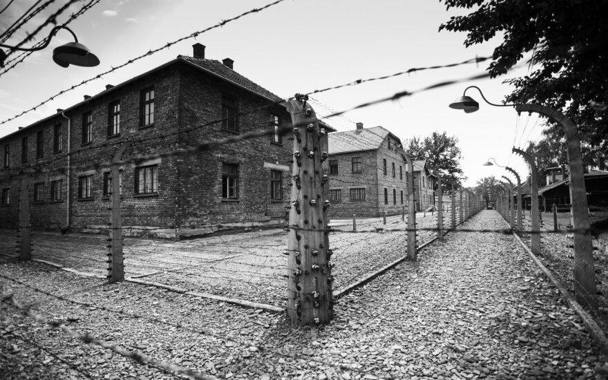 Anglicy chcieli okraść Muzeum Auschwitz