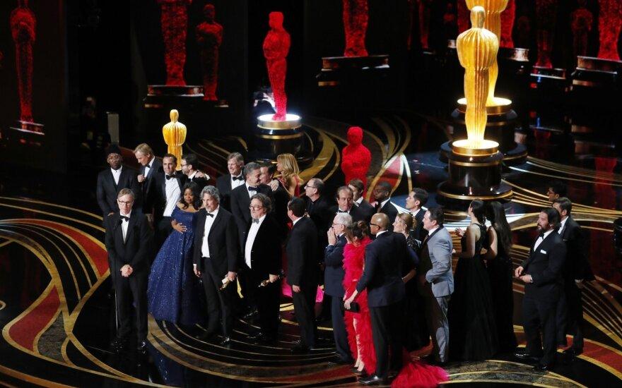 Oskarai 2019: ceremonijos akimirkos