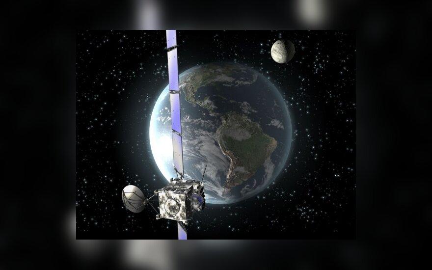 ESA покажет сближение с астероидом в прямом эфире