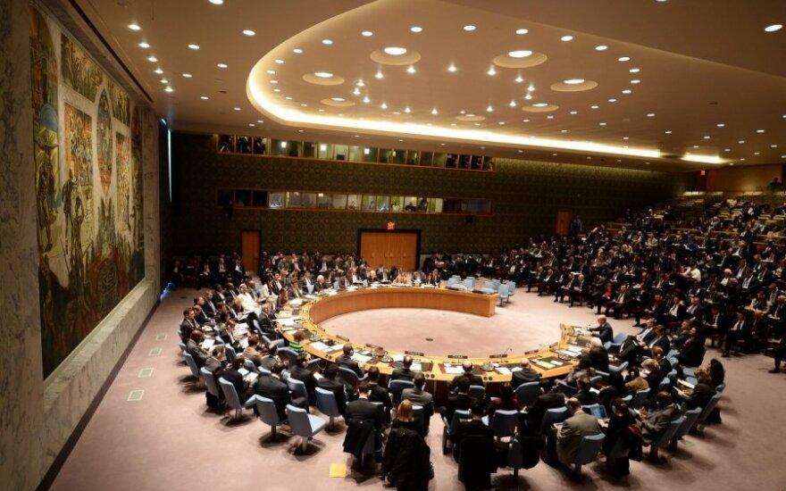 Экстренное заседание Совбеза ООН по Украине