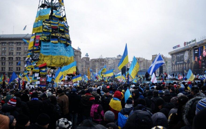 Виталий Кличко призвал отстоять Майдан