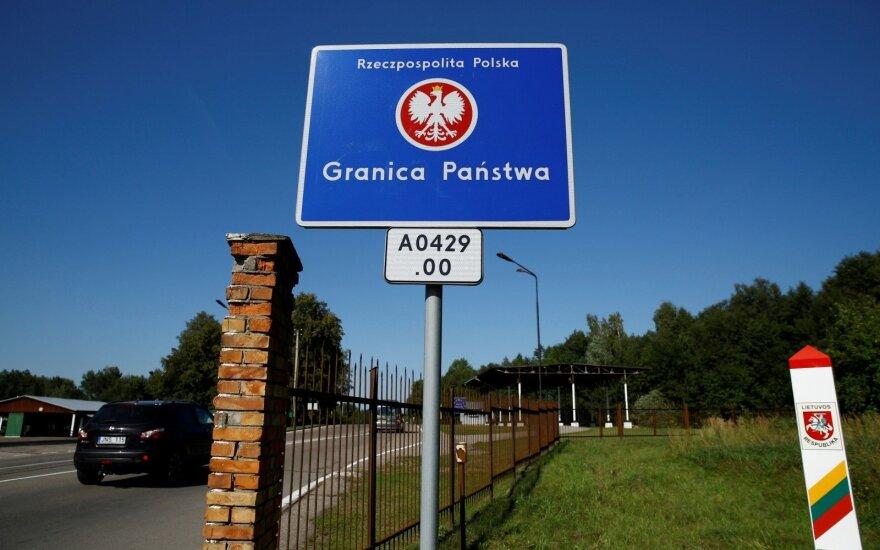 Lietuvos - Lenkijos pasienis