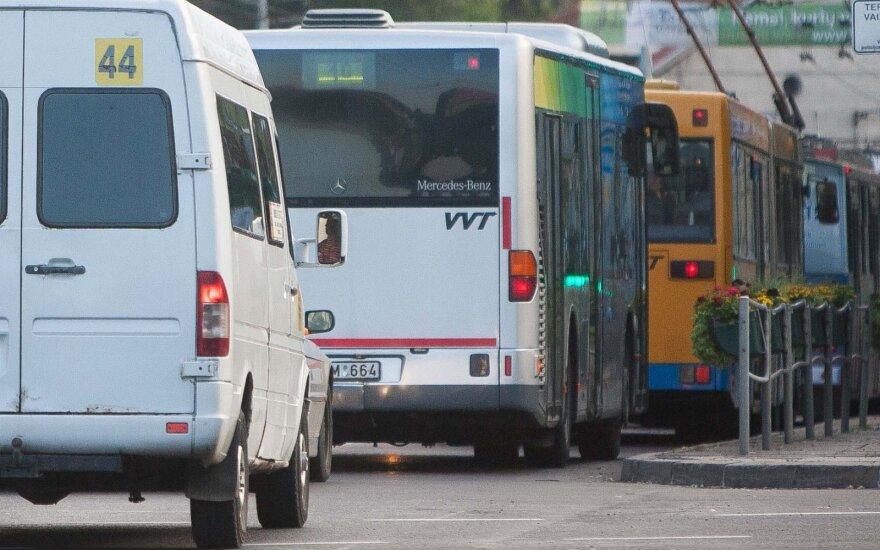Поездка на общественном транспорте напугала пассажиров