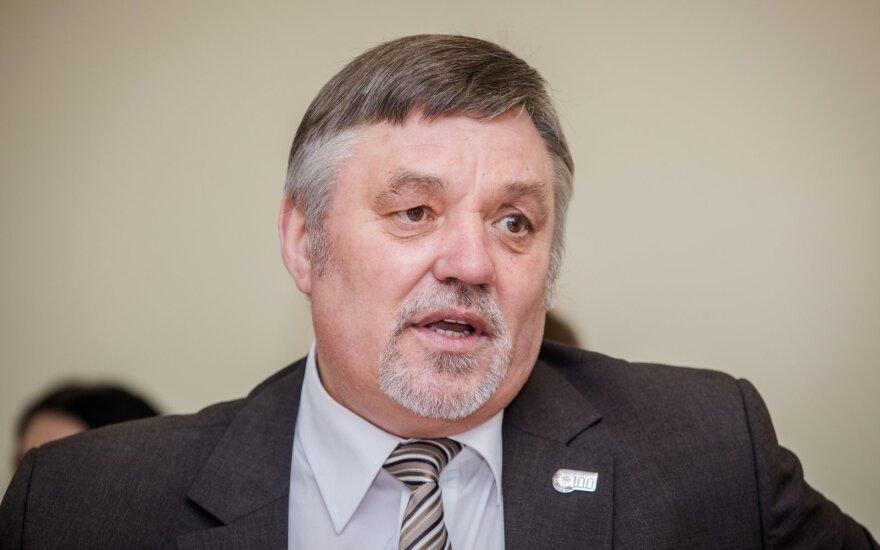 NVSPL direktorius Vytautas Vidmantas Zimnickas
