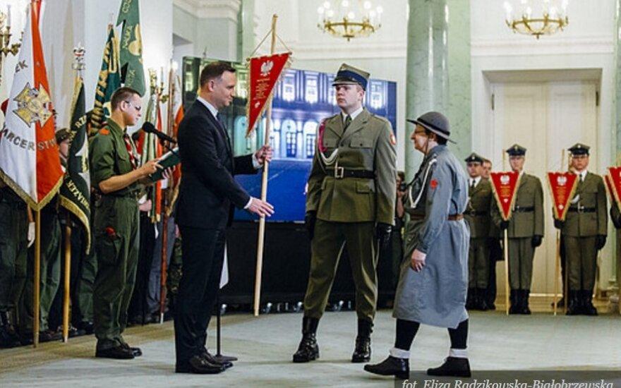 Prezydent RP objął protektoratem ZHP na Litwie