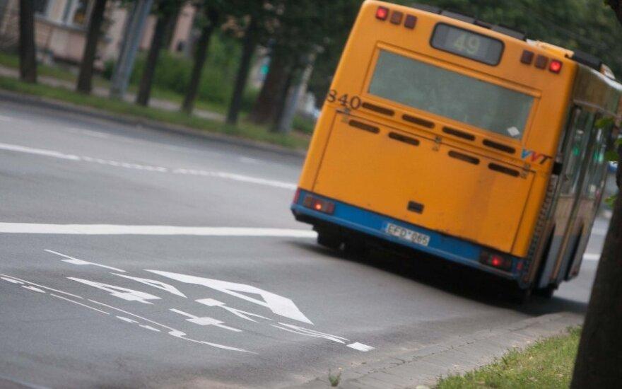 В руках Зуокаса - решение, которое изменит лицо общественного транспорта столицы