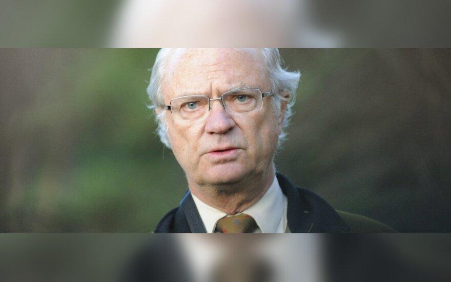 Король Швеции отказался ехать на юбилей норвежской конституции