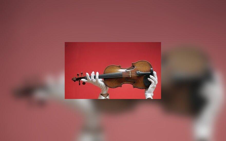 Stradivarijaus smuikas