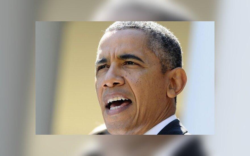 Барак Обама предупреждает об опасности дефолта в США