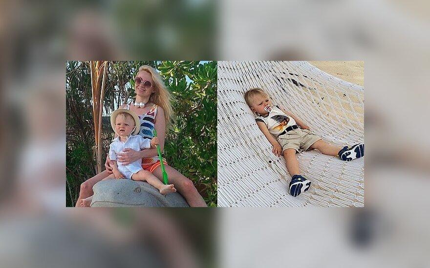 Рудковская заплатит 20 тысяч евро за информацию об угрожавших ее сыну людях