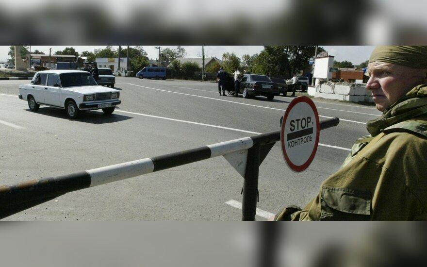 В Ингушетии на акции протеста против передачи земли Чечне открыли стрельбу в воздух