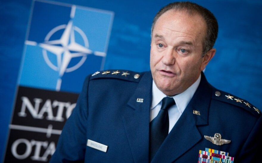 Бридлав не исключает вмешательства России в странах Балтии