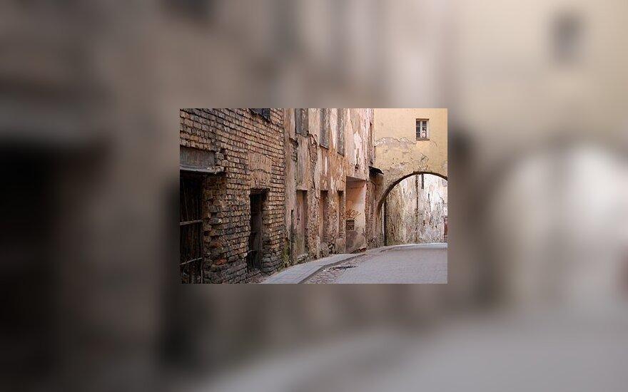 С 2010 года въезд в Старый город станет платным