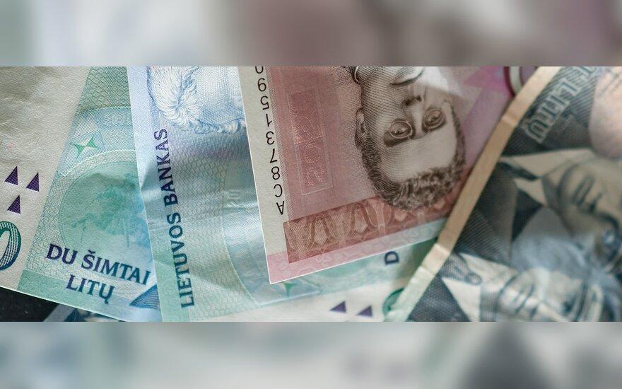 Женщина отдала мошеннику 2000 литов